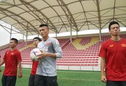 Công Phượng, Quang Hải, Bùi Tiến Dũng cổ động cho AFF Cup 2018