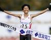 Chàng trai Nhật phá kỷ lục marathon quốc gia nhưng không giành quyền dự Olympic Tokyo