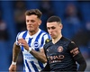 Đội hình ra sân Brighton vs Man City: De Bruyne dự bị