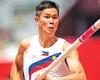 Kỷ lục gia nhảy sào châu Á phải dừng thi đấu vì… hết kinh phí