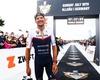 Kỷ lục thế giới triathlon cự ly Iron 140.6 bị phá sâu
