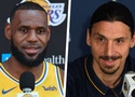 Zlatan Ibrahimovic thẳng thắn chỉ trích LeBron James, NHM sẽ đứng về phía ai?