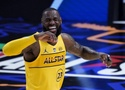 KẾT QUẢ bóng rổ NBA All-Star 2021: Team LeBron 170-150 Team Durant
