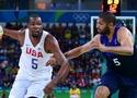 Trực tiếp Bóng rổ 5x5 và Bóng rổ 3x3 Olympic 2021 ngày 25/7: Đại chiến Mỹ - Pháp