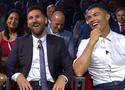 Điệu nhảy của Messi và Ronaldo gây sốt trên mạng xã hội