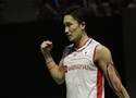 Kết quả cầu lông bán kết Đan Mạch mở rộng 23/10:Chung kết trong mơ giữa Momota vs Axelsen