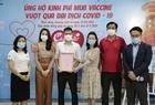 """Cùng HTV """"chung một tấm lòng"""" mua vắc-xin COVID-19"""