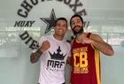 UFC 262 Charles Oliveira: Bông hoa nở muộn nhờ Chute Boxe của Brazil