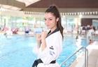 Bóng hồng Taekwondo ghi dấu lịch sử cho Israel tại Olympic