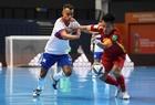 Tỷ số futsal Việt Nam 2-3 Nga: Ngẩng cao đầu rời giải
