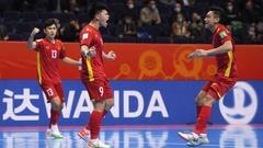 Video Highlight futsal Việt Nam vs Nga, FIFA World Cup 2021