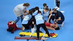 Hành động đẹp của futsal Việt Nam với Vũ Đức Tùng ở World Cup 2021