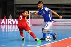 Brazil 9 - 1 Vietnam Highlights - Futsal World Cup 2021 (9/13/2021)