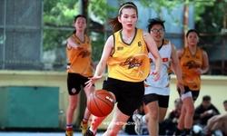 Sôi động giải bóng rổ dành cho các cô gái trong ngày 20/10