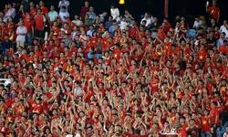 Chốt bốn mệnh giá vé xem Việt Nam đấu Nhật Bản: Cao nhất 1,2 triệu đồng