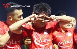 Cú đúp của Lee Nguyễn khó thay đổi số phận của TP HCM ở V.League 2021