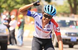 Minh Thiện giành chiến thắng chặng 21 giải xe đạp tranh Cúp Truyền hình HTV 2021