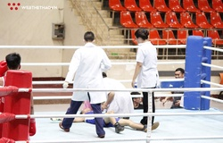 Cùng xem khoảnh khắc KO lội ngược dòng ấn tượng tại ngày khai mạc giải Vô địch Boxing TP.HCM 2020