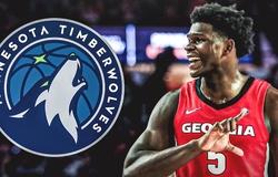 TRỰC TIẾP bóng rổ NBA Draft 2020: Anthony Edwards trở thành pick 1