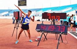 """Trần Văn Đảng: Khi """"Usain Bolt"""" muốn chinh phục HCV SEA Games (Kỳ 2)"""