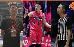PHÁT HIỆN: Trọng tài đuổi Trương Hoàng Trung là... cựu trợ lý HLV Thang Long Warriors