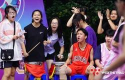 """""""Lợi thế sân nhà"""": VSBL tạo nên khái niệm mới của bóng rổ học sinh"""