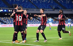 Video Highlight Napoli vs AC Milan, Serie A 2020 đêm qua