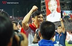 Chấn thương khiến Văn Hậu rút khỏi Đại hội thi đua yêu nước toàn quốc lần thứ 10