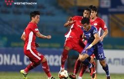 Bảng xếp hạng V.League 2021, BXH bóng đá Việt Nam mới nhất