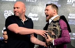 """Dana White: """"Conor nên tập trung cho UFC thay vì tơ tưởng tới Boxing"""""""