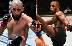 Khamzat Chimaev vs Leon Edwards được lên lịch lại ngày 13 tháng 3