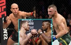 """Volkanovski vs Ortega tranh đai tại UFC 260, Miocic vs Ngannou 2 """"chờ sẵn"""""""