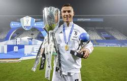Ronaldo dẫn đầu đội hình tiêu biểu Serie A lượt đi mùa này