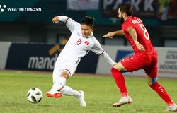 Giá trị cầu thủ Đông Nam Á: Quang Hải kém xa đồng nghiệp… Đông Timor