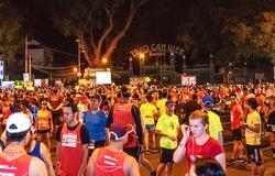 Yêu cầu nghiêm ngặt về phòng dịch COVID-19 với người dự giải marathon TPHCM Techcombank