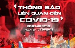 Techcombank Ho Chi Minh City International Marathon ra thông báo liên quan đến COVID-19