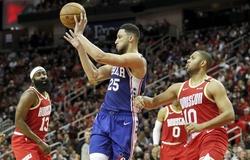 Nhận định NBA: Philadelphia 76ers vs Houston Rockets (ngày 18/02, 07h30)