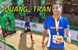 Nhà vô địch chạy siêu địa hình Quang Trần tiết lộ phương pháp tập để trở nên vô đối