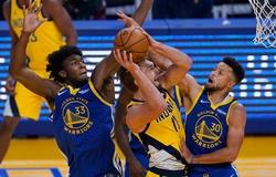 Nhận định NBA: Indiana Pacers vs Golden State Warriors (ngày 25/02, 07h30)