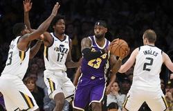 Nhận định NBA: Los Angeles Lakers vs Utah Jazz (Ngày 25/2 10h00)