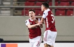 Video Highlight Arsenal vs Benfica, bóng đá cúp C2 đêm qua