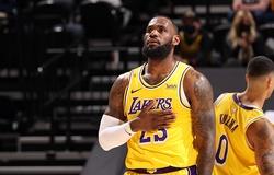 Nhận thất bại thứ tư liên tiếp, Los Angeles Lakers bất lực hoàn toàn trước Utah Jazz