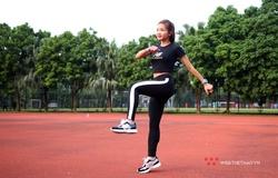Bí quyết giúp kỷ lục gia điền kinh Nguyễn Thị Oanh đạt phong độ đỉnh cao