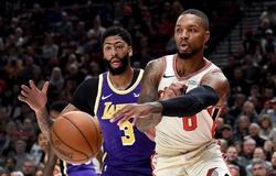 Nhận định NBA: Portland Trail Blazers vs Los Angeles Lakers (Ngày 27/2 10h00)