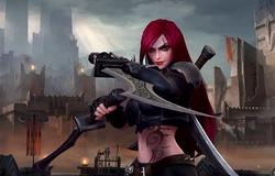 Cập nhật Tốc Chiến 2.1 A: Ra mắt tướng mới Katarina