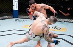 UFC Vegas 21: Dan Ige knockout đối thủ với một đấm duy nhất sau 22 giây