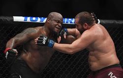"""""""Quái thú đen UFC"""" Derrick Lewis: Cho tôi đánh với ai cũng được"""