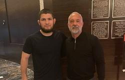 """Hội ngộ """"người cũ"""" của UFC, Khabib Nurmagomedov có ý trở lại thi đấu?"""