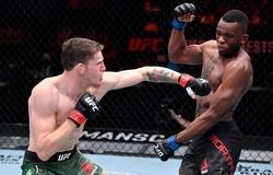 Tân binh UFC cứu vãn sự nghiệp bằng cú knockout chỉ 46 giây