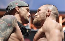 McGregor vs Poirier 3 tại UFC 264 đón khán giả quay trở lại